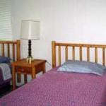 Lakelodge Twin Bedroom
